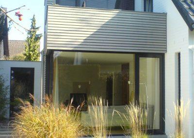 Haltern Wohnhauserweiterung