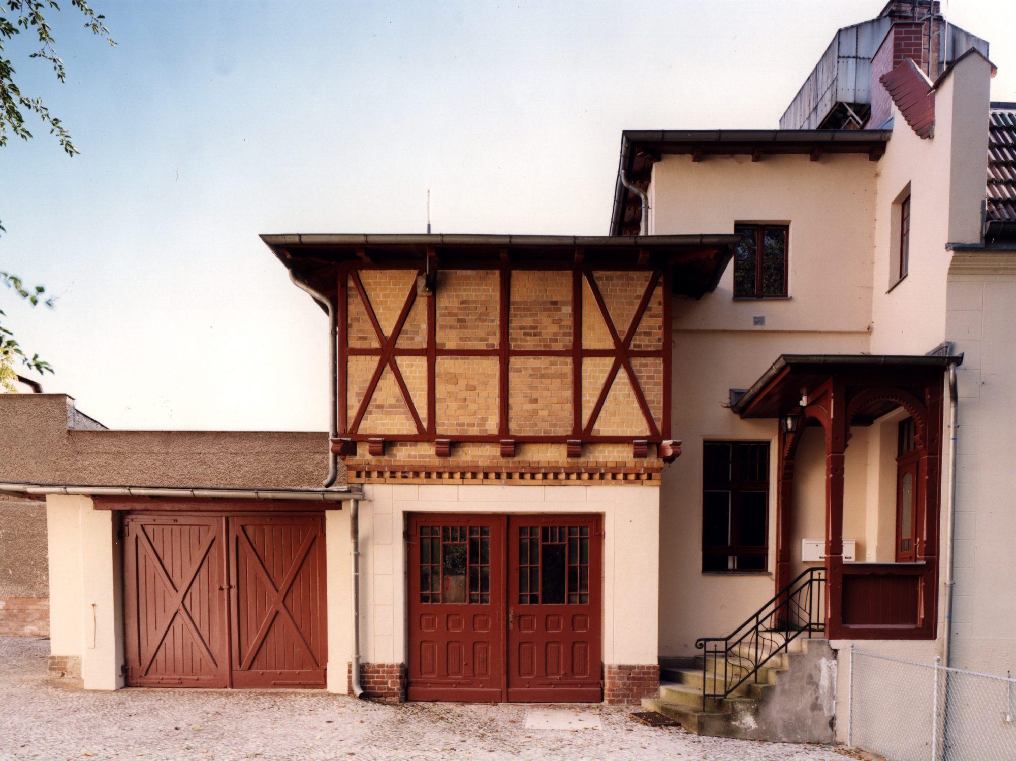 Gartenhaus Balthasar