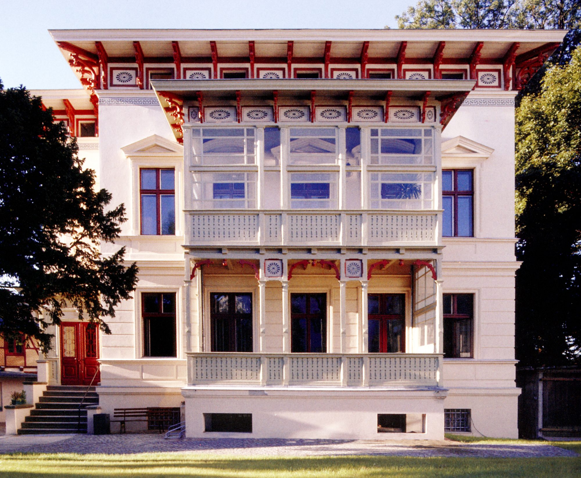 Villa Balthasar | Photo: Eichler