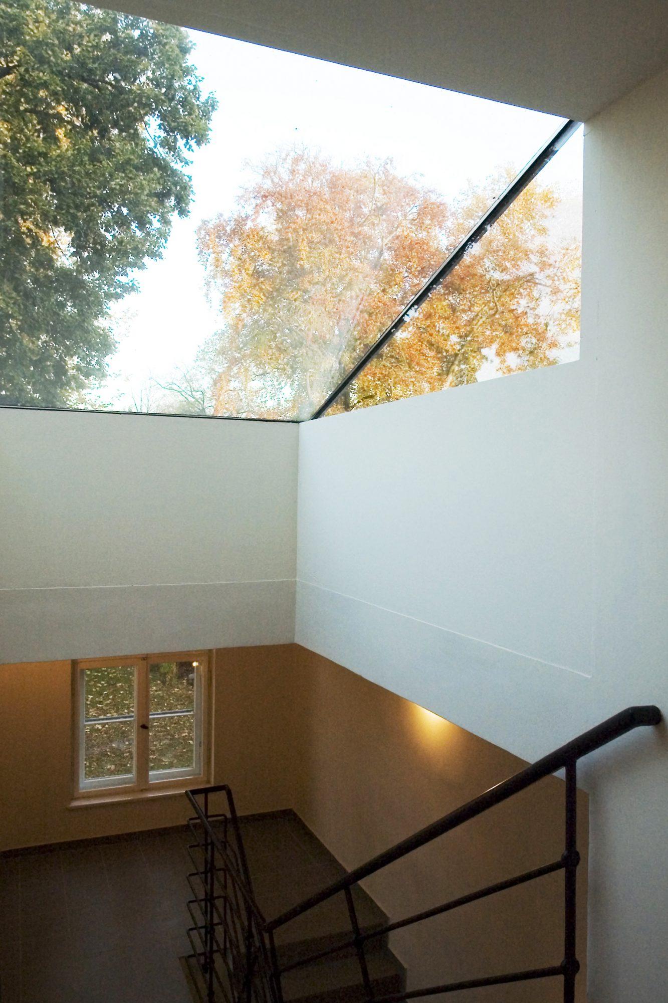Umbau des Amtshauses zum Museum Lehnin
