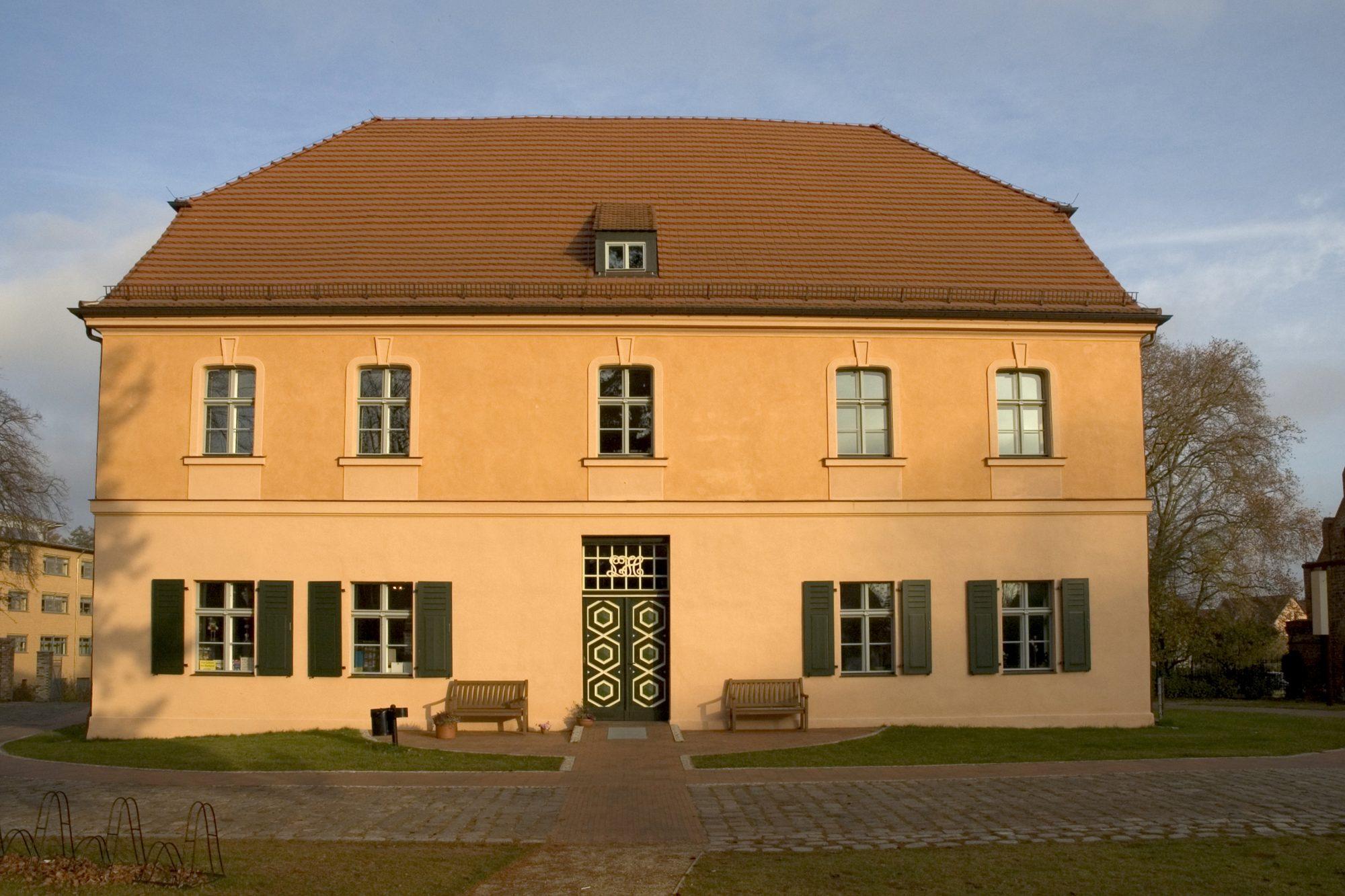 """Amtshaus"" Kloster Lehnin, Museum"