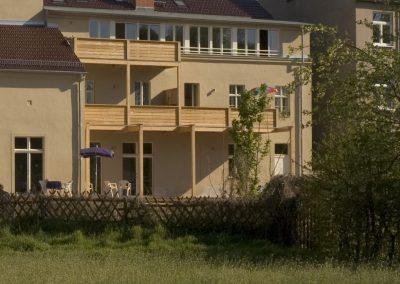 Ehemaliges Hotel zur Post, Betreutes Wohnen