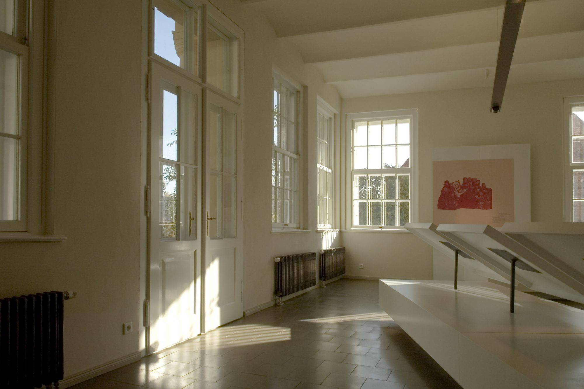 Ausstellung durch ecke design Albrecht Ecke