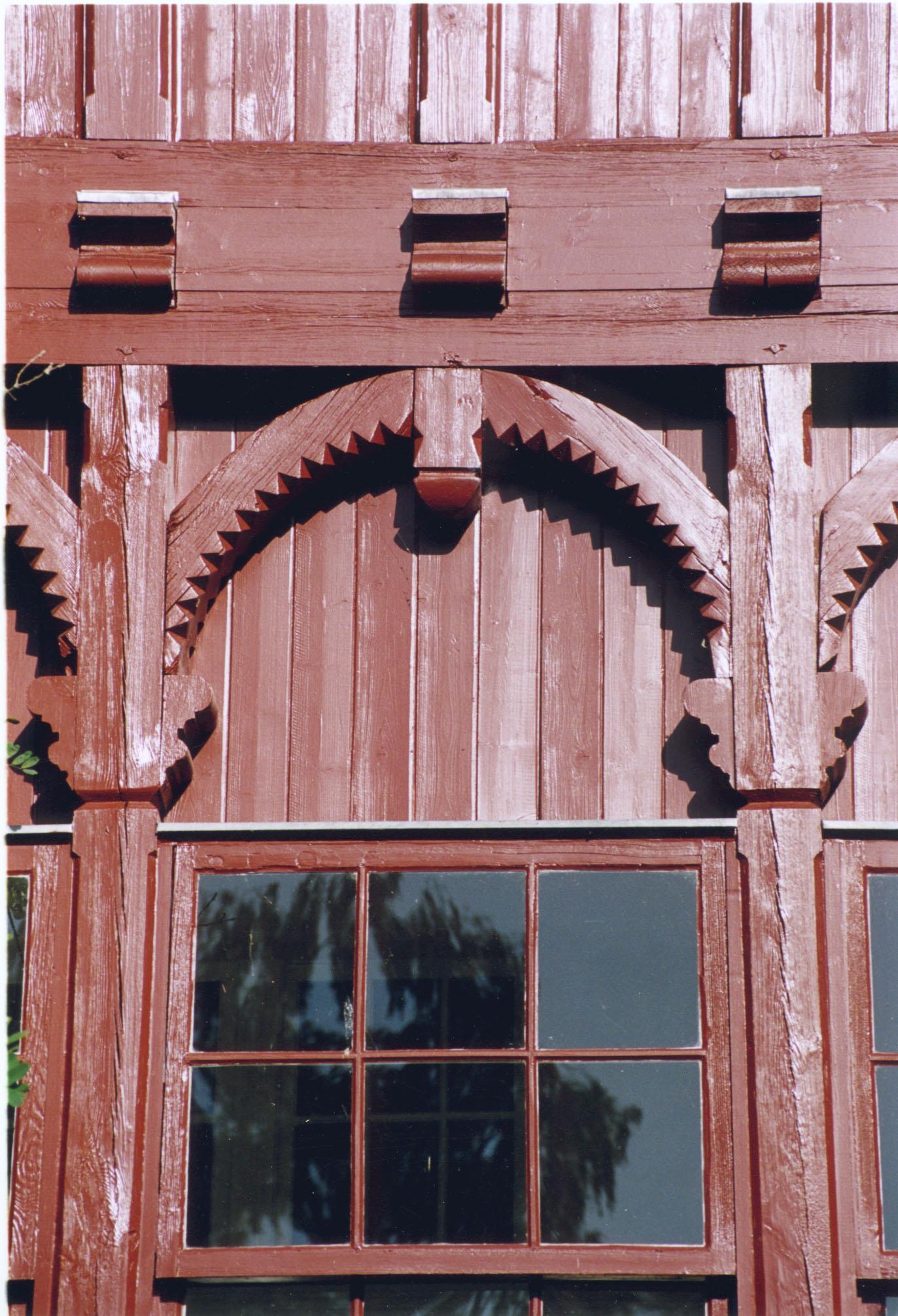 Fenster detail | Photo: Sven Hoffmann