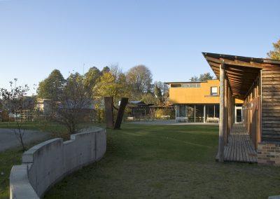 Gästehaus des LIW